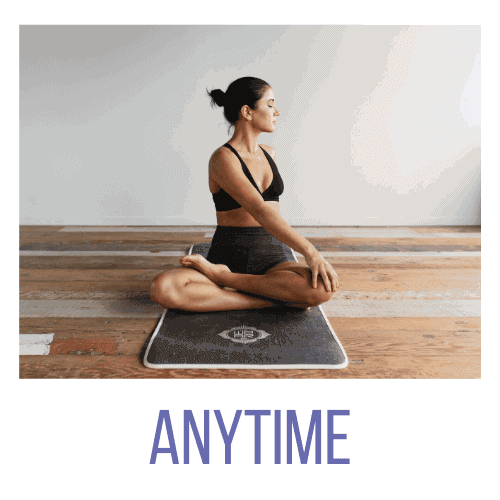 Yoga Anytime